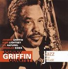 JOHNNY GRIFFIN Jazz At Prague Castle 2007 album cover