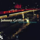 JOHNNY GRIFFIN Live/Autumn Leaves album cover