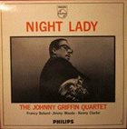 JOHNNY GRIFFIN Night Lady album cover
