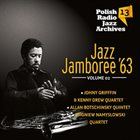 JOHNNY GRIFFIN Polish Radio Jazz Archives vol. 13 : Jazz Jambore'63 vol. 2 album cover