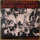 JOHNNY GRIFFIN Studio Jazz Party (aka Jazzparty) album cover