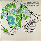 JOHNNY GRIFFIN The Congregation album cover