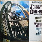 JOHNNY GRIFFIN Way Out! album cover