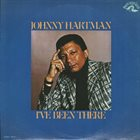 JOHNNY HARTMAN I've Been There album cover