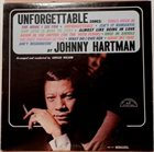JOHNNY HARTMAN Unforgettable Songs album cover