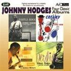 JOHNNY HODGES Four Classic Albums album cover