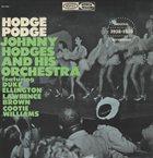 JOHNNY HODGES Hodge Podge (1967) album cover