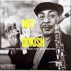 JOHNNY HODGES Not So Dukish album cover
