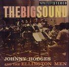 JOHNNY HODGES The Big Sound album cover