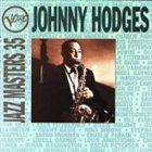 JOHNNY HODGES Verve Jazz Masters 35 album cover