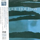 JOHNNY HOLIDAY Blue Holiday album cover