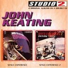 JOHNNY KEATING Space Experience / Space Experience 2 album cover