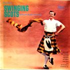 JOHNNY KEATING Swinging Scots album cover