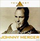 JOHNNY MERCER The Best Of album cover