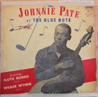 JOHNNY PATE Johnnie Pate at the Blue Note album cover