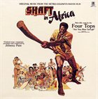 JOHNNY PATE Shaft In Africa album cover