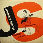 JOHNNY SMITH Johnny Smith Quintet Featuring Stan Getz : Jazz At N B C album cover