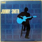JOHNNY SMITH The Man with the Blue Guitar album cover