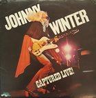 JOHNNY WINTER Captured Live! album cover