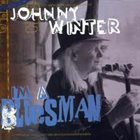 JOHNNY WINTER I'm A Bluesman album cover