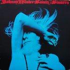 JOHNNY WINTER Saints & Sinners album cover