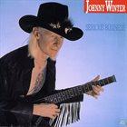 JOHNNY WINTER Serious Business album cover