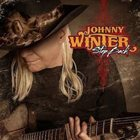 JOHNNY WINTER Step Back album cover