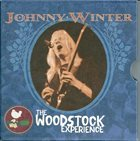JOHNNY WINTER The Woodstock Experience album cover