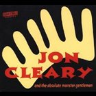 JON CLEARY Jon Cleary and the Absolute Monster Gentlemen album cover