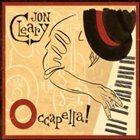 JON CLEARY Occapella album cover