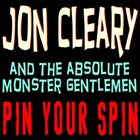 JON CLEARY Pin Your Spin album cover
