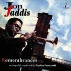 JON FADDIS Remembrances album cover