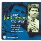 JON GORDON Along the Way album cover