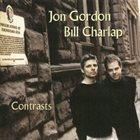JON GORDON Jon Gordon / Bill Charlap : Contrasts album cover