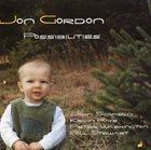 JON GORDON Possibilities album cover