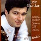 JON GORDON The Things We Need album cover