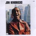 JON HENDRICKS Cloudburst album cover