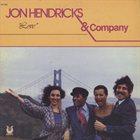 JON HENDRICKS Love album cover