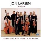 JON LARSEN Camelia album cover