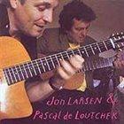 JON LARSEN Larsen and Loutchek album cover