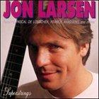 JON LARSEN Super Strings album cover