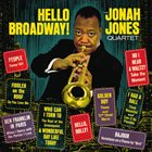 JONAH JONES Hello Broadway! album cover