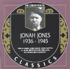 JONAH JONES The Chronological Classics: Jonah Jones 1936-1945 album cover