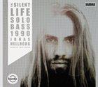 JONAS HELLBORG The Silent Life - Solo Bass 1990 album cover