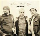 JONAS KULLHAMMAR Kullhammar - Osgood - Vågan : Andratx album cover