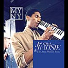 JONATHAN BATISTE MY N.Y. album cover
