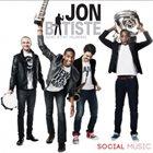 JONATHAN BATISTE Social Music album cover