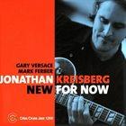 JONATHAN KREISBERG New For Now album cover