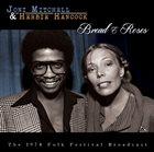 JONI MITCHELL Joni Mitchell & Herbie Hancock : Bread & Roses album cover