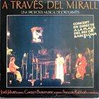 JORDI SABATÉS A través del mirall album cover